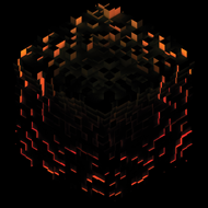 Produktbilde for Minecraft Volume Beta (VINYL - 2LP - Red Orange)