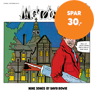 Produktbilde for Metrobolist (aka The Man Who Sold The World) - 50th Anniversary Edition (2020 Mix) (VINYL - 180 gram)