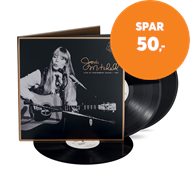 Produktbilde for Live At Canterbury House (Joni Mitchell Archives) - Limited Edition (VINYL - 3LP - 180 gram)