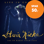 Produktbilde for Live In Concert - The 24 Karat Gold Tour - Limited Edition (VINYL - 2LP - Clear)