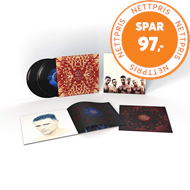 Produktbilde for Herzeleid (Remastered) - XXV Anniversary Deluxe Limited Edition (VINYL - 2LP - 180 gram)
