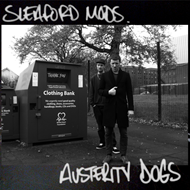 Produktbilde for Austerity Dogs (VINYL)