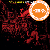 Produktbilde for City Lights (VINYL - Clear)