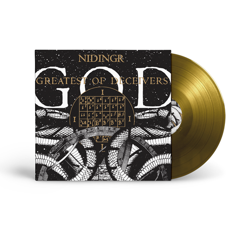 Greatest Of Deceivers (VINYL - Gold)