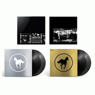 Produktbilde for White Pony - 20th Anniversary Deluxe Edition (VINYL - 4LP)