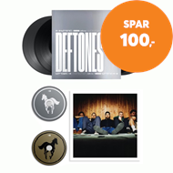 Produktbilde for White Pony - 20th Anniversary Super Deluxe Edition (VINYL - 2LP + 2CD)