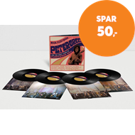 Produktbilde for Celebrate The Music Of Peter Green And The Early Years Of Fleetwood Mac (VINYL - 4LP)