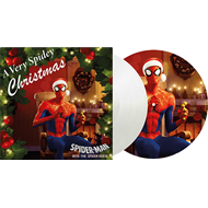 "Produktbilde for A Very Spidey Christmas - Limited Edition (VINYL - 10"")"