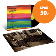 Produktbilde for Stage Fright - 50th Anniversary Edition (VINYL  - 180 gram)