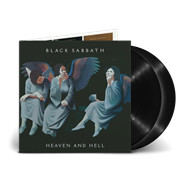 Produktbilde for Heaven And Hell - Deluxe Edition (USA-import) (VINYL - 2LP)