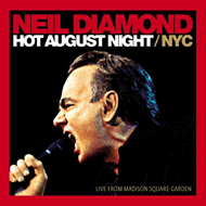 Produktbilde for Hot August Night NYC (USA-import) (VINYL - 2LP)