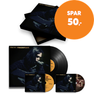 Produktbilde for Young Shakespeare - Deluxe Limited Edition (VINYL + CD + DVD)