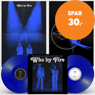 Produktbilde for Who By Fire - Live Tribute To Leonard Cohen - Limited Edition (Inkl. Plakat) (VINYL - 2LP - Blue)