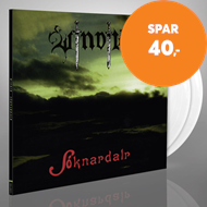 Produktbilde for Soknardalr - Limited Edition (VINYL - 2LP - White)