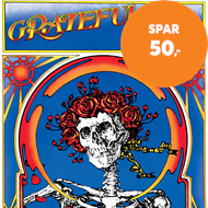 Produktbilde for Skull & Roses - 50th Anniversary Edition (VINYL - 2LP - 180 gram)