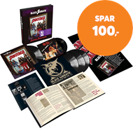 "Produktbilde for Sabotage (Remastered) - Super Deluxe Box Set (VINYL - 3LP + 7""+ Bok)"