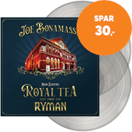 Produktbilde for Now Serving: Royal Tea Live From The Ryman (VINYL - 2LP - Transparent)