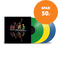 Produktbilde for A Bigger Bang - Live On Copacabana Beach - Limited Edition (VINYL - 3LP - Coloured)