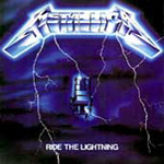 Ride The Lightning (VINYL - 180  gram)