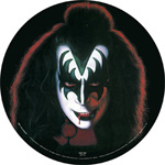 Gene Simmons (VINYL - Picturedisc)