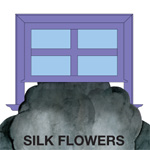 Produktbilde for Silk Flowers (VINYL)