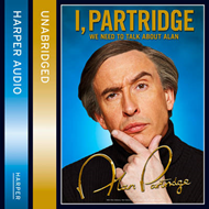 I, Partridge: We Need to Talk About Alan (LYDBOK)