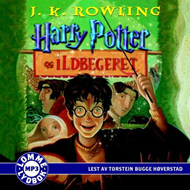 Harry Potter og ildbegeret (LYDBOK)