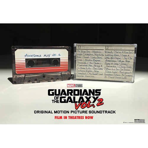 Guardians Of The Galaxy: Awesome Mix Vol. 2 (MC)