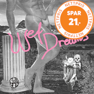 Produktbilde for Wet Dreams (MC/Kassett)