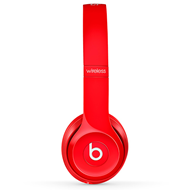 Beats - Solo2 Wireless - Red (HEADSET)