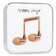 Happy Plugs - In-Ear Rose (HEADSET)