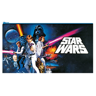 Star Wars (A New Hope Flat Pencil Case) (PENAL)