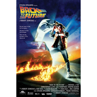 Back to the Future (One-Sheet) (PLAKAT)