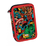 Marvel Retro (Collage filled pencil case) (PENAL)