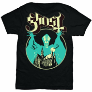 Ghost Opus Mens T Shirt: Large (T-SHIRT)