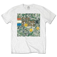 Stone Roses Original Album Cover Mens White T Shirt: Medium (T-SHIRT)