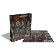 Produktbilde for Reign In Blood - Puzzle (PUSLESPILL)