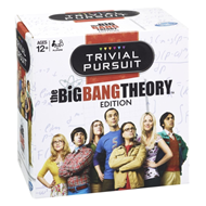 Produktbilde for Big Bang Theory Trivial Pursuit - Bite Size Edition (MERCH)