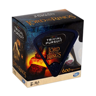 Produktbilde for Lord Of The Rings Trivial Pursuit - Bite Size Edition (UK-import) (MERCH)