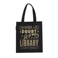 Produktbilde for When In Doubt (UK-import) (TOTE BAG)
