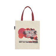 Produktbilde for Murder On The Orient Express (UK-import) (TOTE BAG)