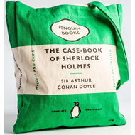 Produktbilde for The Casebook Of Sherlock Holmes - Green (UK-import) (TOTE BAG)