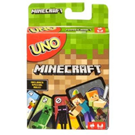 Produktbilde for UNO Minecraft (USA-import) (KORTSPILL)