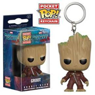 Produktbilde for Guardians Of The Galaxy Vol.2 - Groot (USA-import) (NØKKELRING)