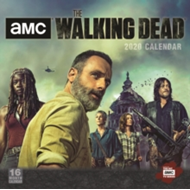 Produktbilde for 2020 Kalender: The Walking Dead - Square (UK-import) (KALENDER)