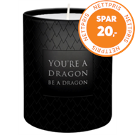 Produktbilde for Game Of Thrones: Be A Dragon Glass Votive Candle (UK-import) (MERCH)