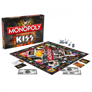Produktbilde for Kiss Monopoly Board Game (MERCH)