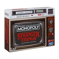 Produktbilde for Stranger Things Monopoly Board Game - Collector's Edition (MERCH)