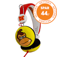 Produktbilde for Donkey Kong Hodetelefon For Barn (HEADSET)