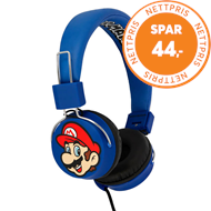 Produktbilde for SUPER MARIO Hodetelefon For Barn - Mario & Luigi (HEADSET)